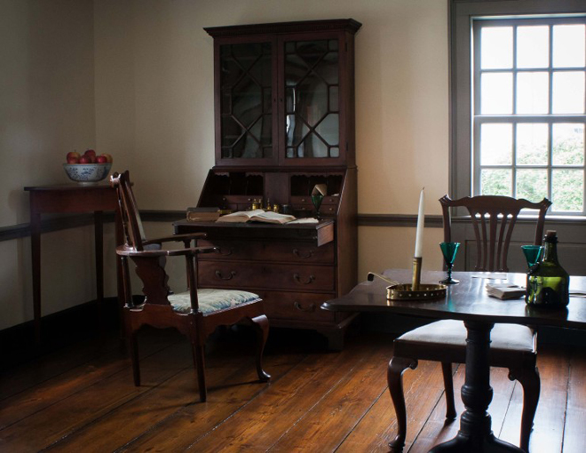 Colonial Parlor