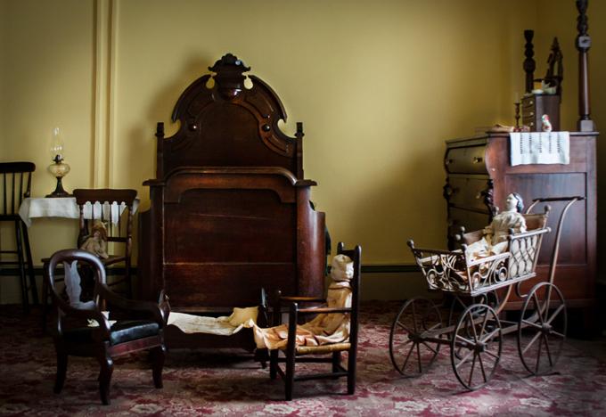 Victorian Nursery